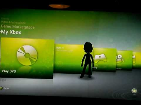 New Xbox Experience (NXE / Dashboard) REVEALED Part 3 of 3 Original Xbox, Music, Themes
