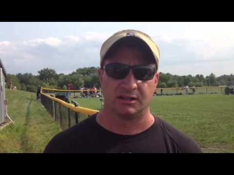 Spring-Ford football coach Chad Brubaker