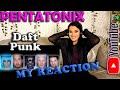 Gambar cover My Reaction to Pentatonix - Daft Punk