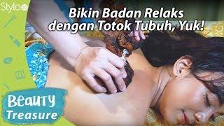 Perawatan Tubuh di Samiya Salon Jakarta | Relaksasi Pijat Tradisional di Tempat Totok Tubuh
