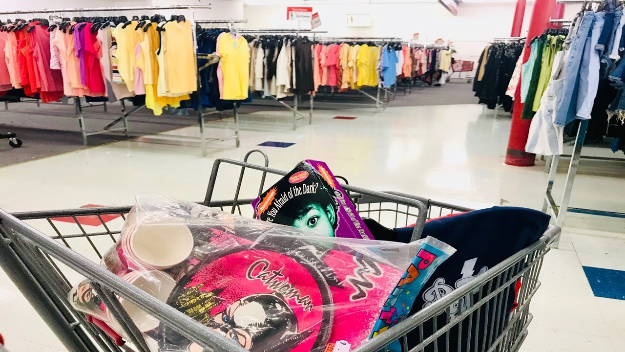 Thrift With Me - Thrifted Teenage Memories!