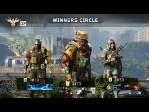 BO3| Going For A 2 K/D| Open Lobby| PS4