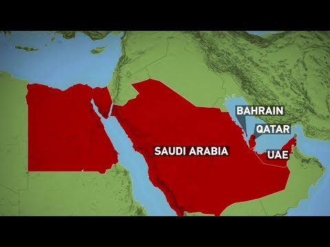 The Heat: Qatar-Gulf states crisis Pt1