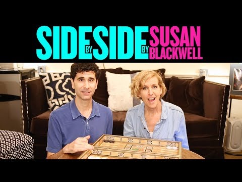 SIDE BY SIDE BY SUSAN BLACKWELL: John Cariani of THE BAND'S VISIT