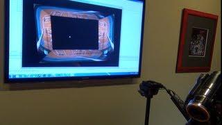 Craps Video Tracking Setup