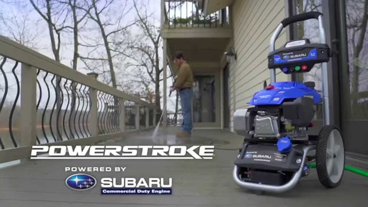 How To  Properly Use A Powerstroke 3100 Psi Pressure