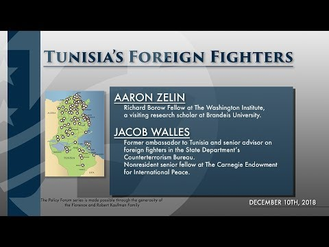 Tunisia's Foreign Fighters