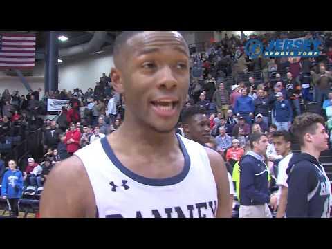Scottie Lewis | Ranney | 27 points vs. Manasquan | Shore Conference Finals MVP