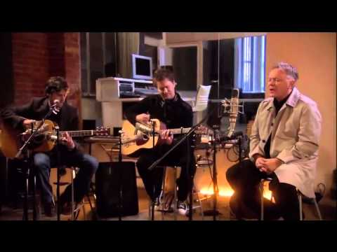 Bernard Sumner - Getting Away With It (Live Acoustic at COTSYO Studios)