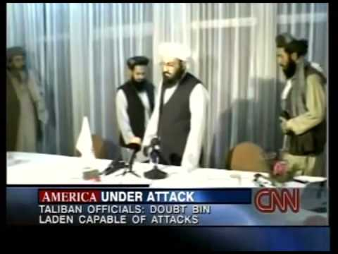 CNN 9-12-2001 News Coverage 8:00 AM - 9:00 AM