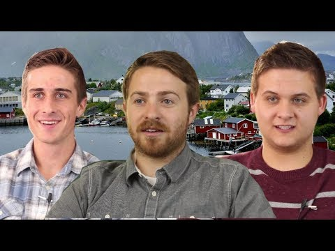 What are Norwegian People Like? - YouTube