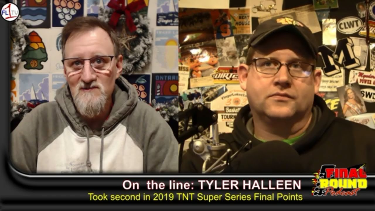 Tyler Halleen..::.. The Final Round Podcast #074