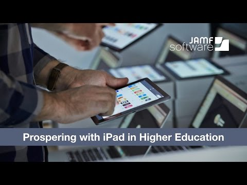 Prospering with iPad in Higher Education