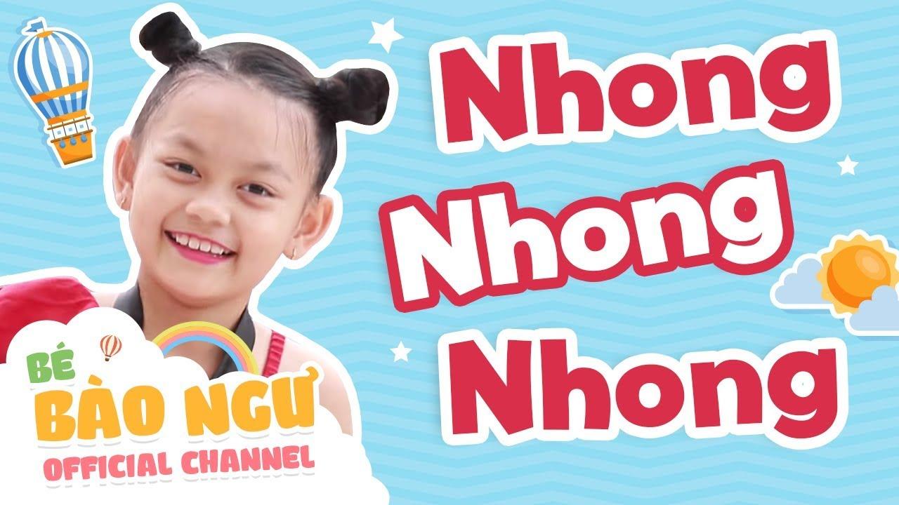 NHONG NHONG NHONG – Bé Bào Ngư – Remix Dance 2019