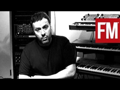 François K Future Music Studio Interview 2008