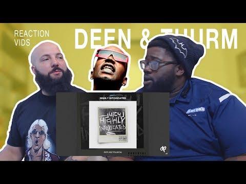 "Juicy J ft. ASAP Rocky & Suicide Boys ""Freaky"" - Deen & Thurm Reaction"