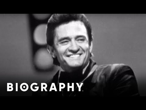 Johnny Cash - Guitarist & Songwriter   Mini Bio   BIO