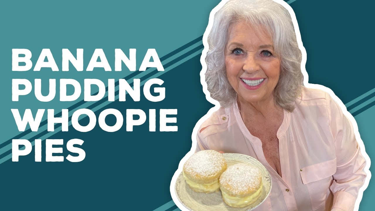 Love & Best Dishes: Banana Pudding Whoopie Pies Recipe