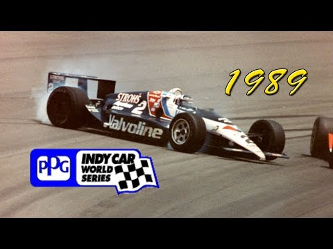 1989 CART R05 Detroit