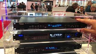 InfoComm 2018: Denon Professional Adds DN-700CB CD Media and Bluetooth Player With Network Control