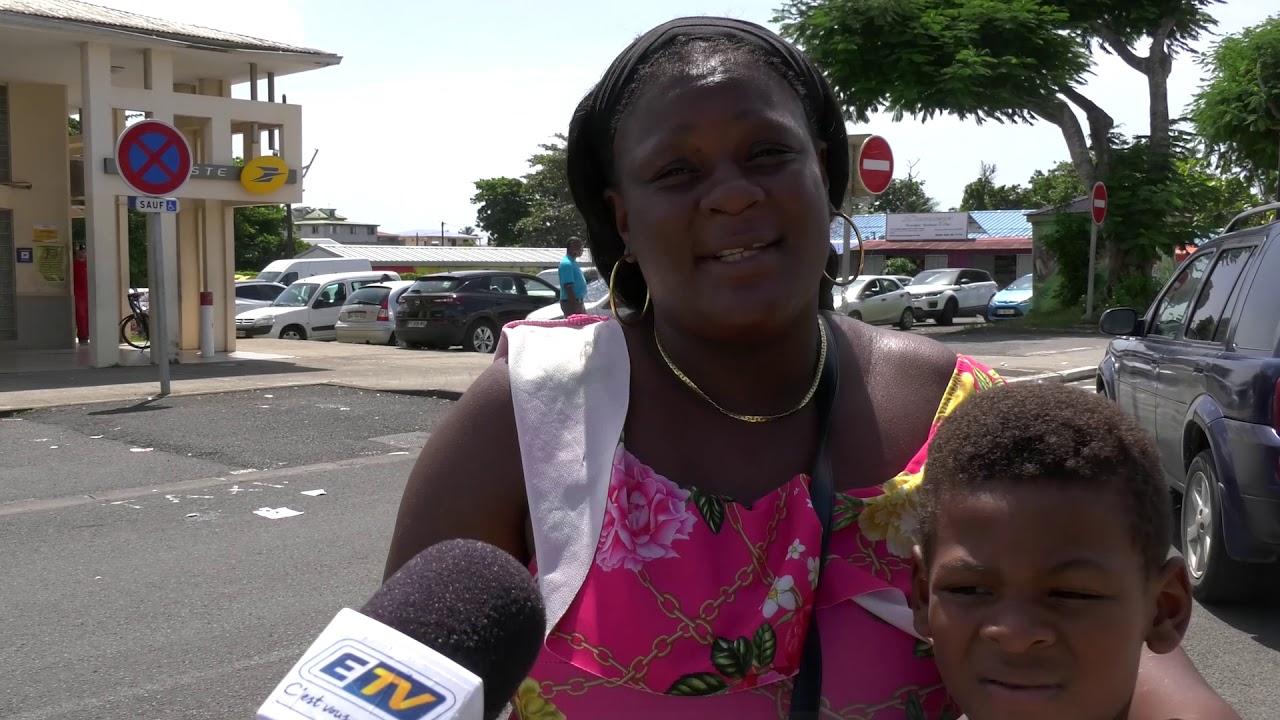 Certains enfants de Baie-Mahault sont privés de cantine à cause d'un mouvement de gréve ?
