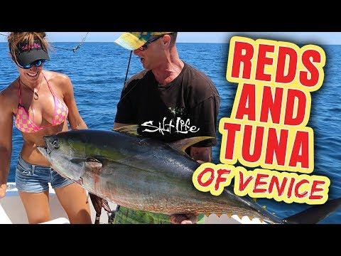 Reds & Tuna Of Venice, LA With Jimmy Nelson | Salt Life