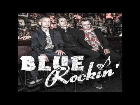"BLUE ROCKIN - ""Evil Eyes"" from the new album (spring  2016)"
