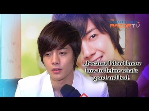 My Best Kiss Kim Hyun Joong Pt 1 Youtube