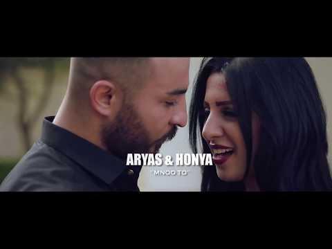 Aryas& honya- Mno to( EXCLUSIVE MUSIC VIDEO)2018
