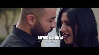 Aryas Javan & Honya  - Mnoo To | Music Video ( ئاریاس جاوان و ھۆنێا - مـــن و تــۆ )