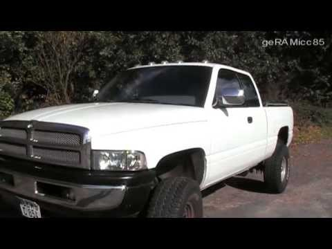 HOW TO FIX CAB SQUEAKING DODGE RAM 1500   CABIN SQUEAK NOISE FROM FUEL TANK  2 GEN PICK UP TRUCK