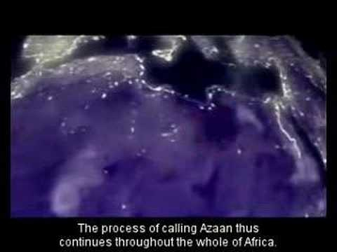 Amazing Azaan Discovery: 24 Hours A Day!