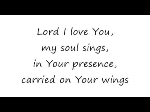 Love You So Much Hillsong 16x9 lyrics