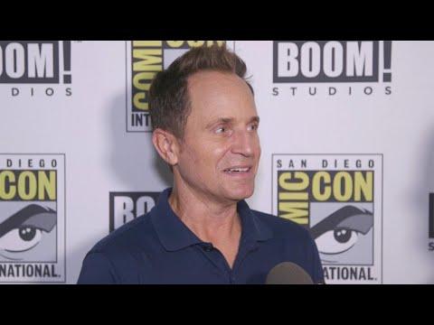 Original Power Rangers Star David Yost Talks Possibility of an On-Screen Reunion (Exclusive)