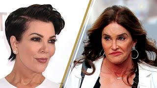 """Caitlyn Jenner's SHOCKING New Book Claims Kris Jenner Tried to Keep Her """"In the Closet!"""""""