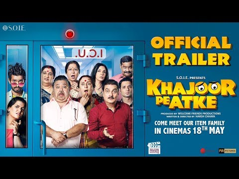 Khajoor Pe Atke Official Trailer | Manoj Pahwa, Vinay Pathak | 18th May 2018