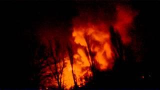 Pożar BM Recykling
