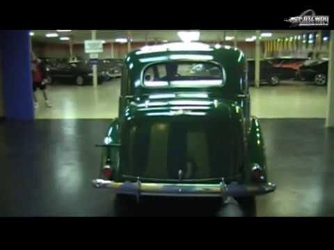 1936 Dodge D2 Sedan Gateway Classic Cars