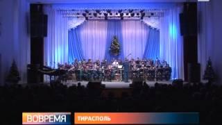 Приднестровский военный оркестр исполнил саундтреки известных голливудских фильмов