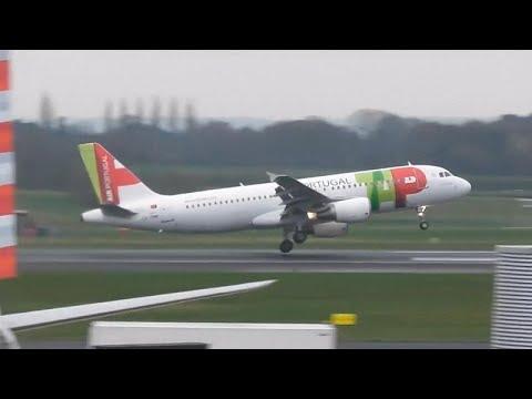 شاهد: طائرات تعجز عن الهبوط في مطار مانشستر بسبب الرياح  - نشر قبل 2 ساعة