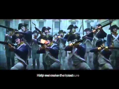 Assasins Creed Unity-Everybody Wants to Rule the World(OnScreenLyriks)