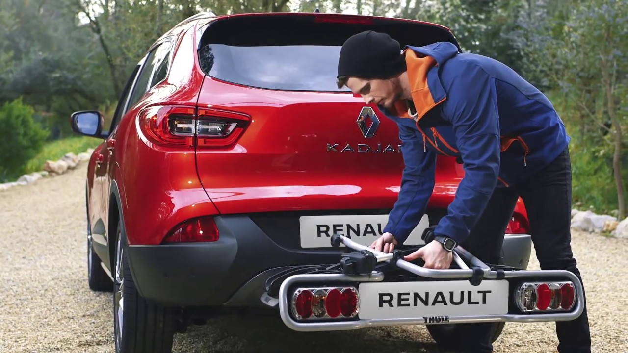 les accessoires renault kadjar youtube. Black Bedroom Furniture Sets. Home Design Ideas