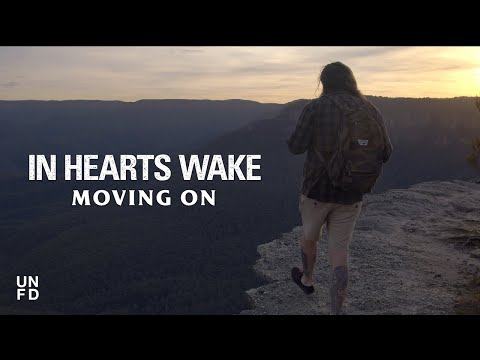 Смотреть клип In Hearts Wake - Moving On