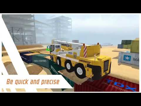 Construction Site Truck for PC: Download on Windows 10/8/7