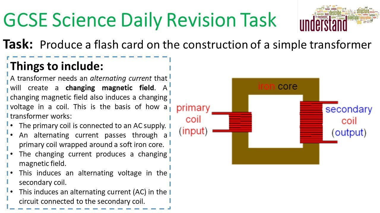 GCSE Science Daily Revision Task 239 - YouTube