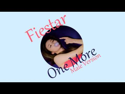 Fiestar - One More [Male Version]