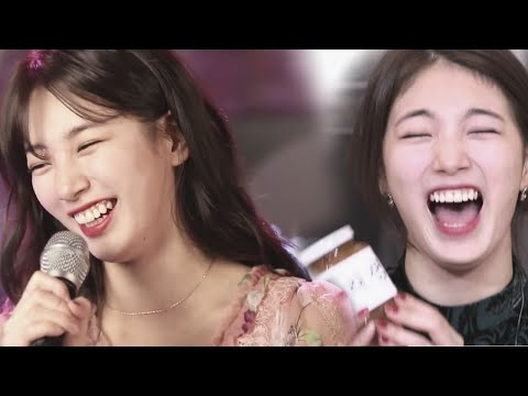 bae suzy 3-min laughing compilation