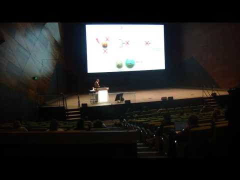 Plenary Talk ICI2016 Melbourne Convention Centre