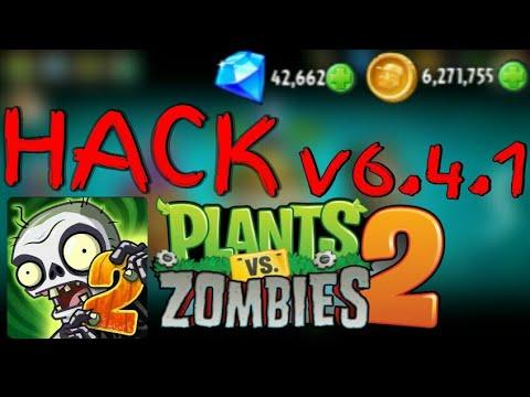 Plants vs zombies 2 mod apk 6 5 1