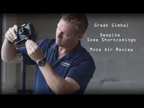 Moza Air Review by Darren Miles